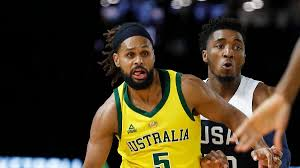 Patty Mills closes out Team USA, secures historical moment for Australian  basketball