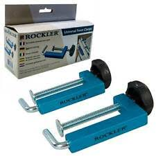 Universal Fence Clamps 2pk 54034 Shop Accessories Rockler 433225 For Sale Online Ebay