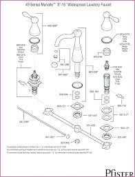 pfister kitchen faucet cartridge