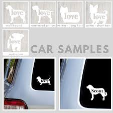 23 Awesome Dog Decals And Stickers For Your Car Windows And More Outdoor Dog World