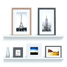 Wallniture 46 Space Saving Wall Mount Floating Shelves Picture Ledge Us For Sale Online