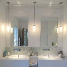 double swag bathroom lights wall switch