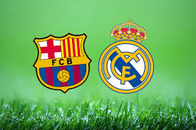 Barcelona vs Real Madrid TV channel and ...