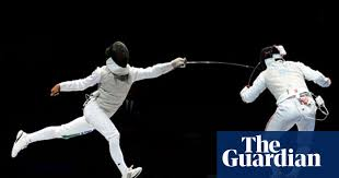 Olympics 2012 How To Get Involved In Fencing Life And Style The Guardian