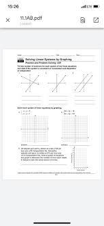 x 11 1ab pdf locked solving linear