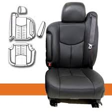 gmc yukon katzkin leather seat