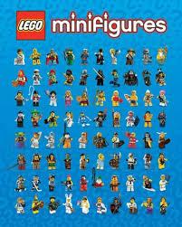 Lego Mini Figures Kids Room Cool Wall Decor Art Print Poster 16x20 Poster Foundry