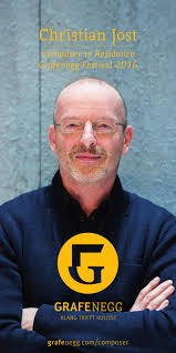 Christian Jost - Composer in Residence 2016 by Grafenegg I Klang Trifft  Kulisse. - issuu
