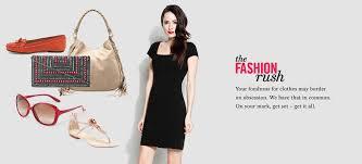 the fashion rush clothing