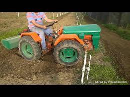 the best garden tractor nibbi 4x4