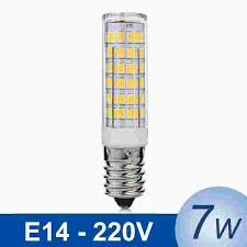 led light e14 7w led lamp smd2835