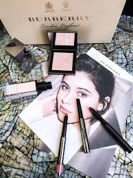 the best of burberry makeup review