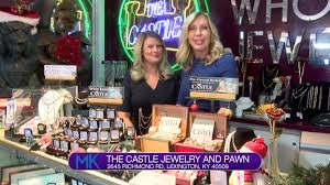 tours the castle jewelry and