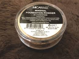 mineral makeup without mica uk