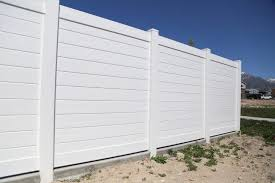Semi Privacy Fence Vinyl Craft