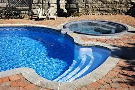 fiberglass inground pool s installed