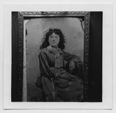 Photograph of Martha Johanna Smith] - The Portal to Texas History
