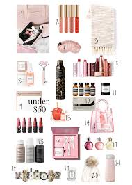 holiday gift guide under 50 beauty home