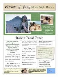 Friends Of Jung Movie Review Rabbit Proof Fence Calgary Jung Society
