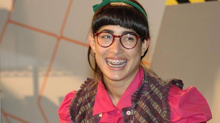 Bela, a Feia - versão de Yo soy Betty, la fea (Foto: Reprodução/Record TV)