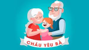 Bà Ơi Bà Cháu yêu Bà lắm - Bé Mon | Nhạc Thiếu Nhi Vui Nhộn Sôi