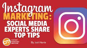 Instagram Marketing: Social Media Experts Share Top Tips