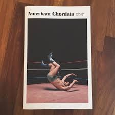 American Chordata issue 4 - STACK magazines