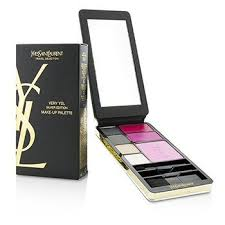 very ysl makeup palette silver edition