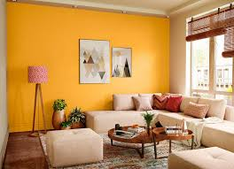 try pumpkin harvest house paint colour