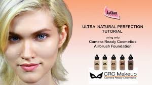 camera ready cosmetics airbrush