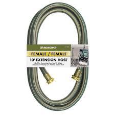 female leader hose at menards