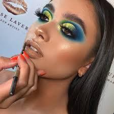 fabulous full glam makeup looks to