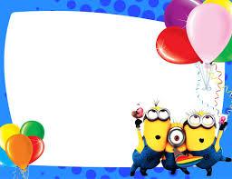Minions Invitaciones Buscar Con Google Invitacion Minions