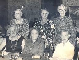 1974/75, Ada Cooper, Mrs Salvey, Mrs Cunningham - Victorian Collections