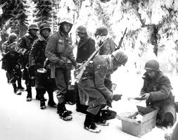 US troops thwarted Hitler's last gamble 75 years ago in Battle of ...