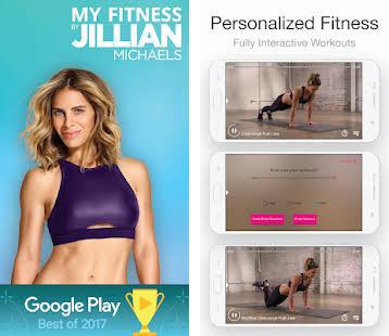 Jillian Michaels: The Fitness App v3.9.9 (Premium) (Unlocked) (All Versions)