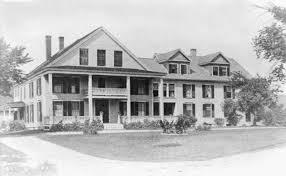 Cottage Hospital Intern: The History of Cottage Hospital
