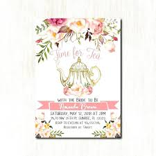 tea party invitation quotes co