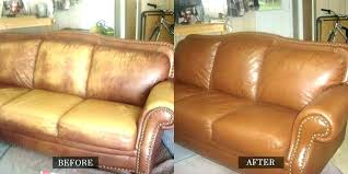 repair leather couch