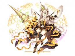 queen bee other anime background
