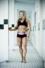 female bodybuilder Myra Marshall - a photo on Flickriver