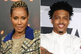 Jada Pinkett Smith Addresses August Alsina's Claims of a Relationship |  PEOPLE.com