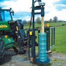 Mini Excavator Post Chapper Geyer Plant Services
