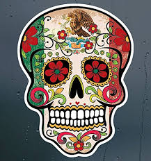 Osmdecals Grunge Flag Detailed Mexican Buy Online In Antigua And Barbuda At Desertcart