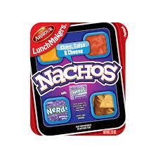 armour lunchmakers nachos portable