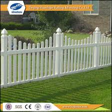Wholesale Top High Quality Factory Supply Community Garden Decorative Vinyl Plastic Picket Landscaping Around Fence Manufacturers Supplier Exporter Factory Online Sale Hot Sale Made In China Hzjfencing Com