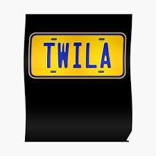 Twila Name Wall Art   Redbubble