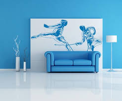 Vinyl Wall Decal Sticker Fencing Os Aa698 Stickerbrand