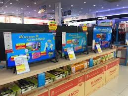 Điện máy XANH ký kết hợp tác kinh doanh với thương hiệu Sanco