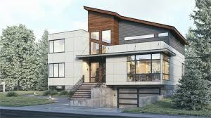 contemporary house plans small cool